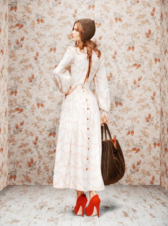 Коллекция осень-зима 2011/12 от Ульяны Сергиенко. Изображение №12.
