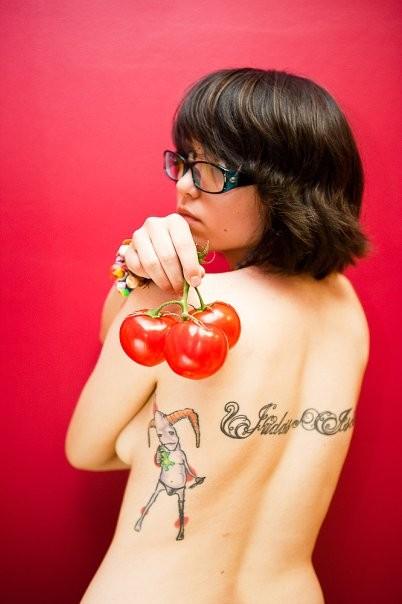Самые аппетитные татуировки в Москве. Изображение № 15.