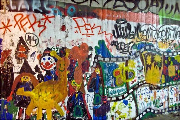Стрит-арт и граффити Братиславы, Словакия. Изображение № 18.