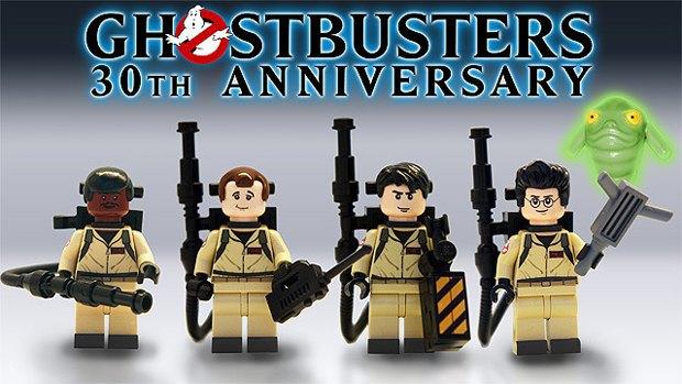 Lego выпустит набор «Охотников за привидениями». Изображение № 1.