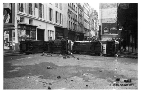 Jean-Pierre Reyвзгляд намай '68. Изображение № 25.