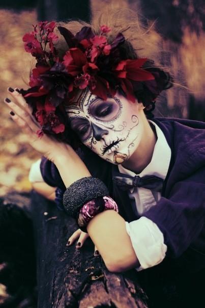 Линия «Dia de los Muertos» от Надежды Одинаевой. Изображение № 9.