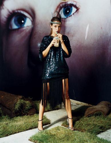 Hollywood Teen Vogue. Изображение № 12.