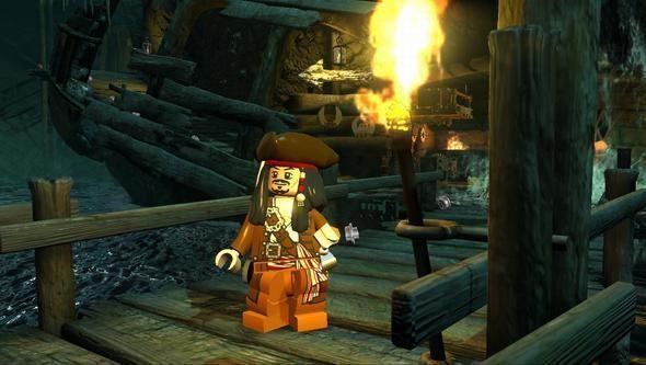 Изображение 16. Компания Disney выпустила игру «LEGO Пираты Карибского Моря».. Изображение № 15.