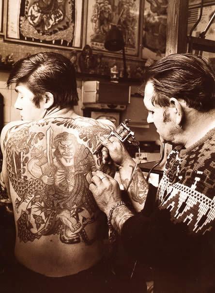Татуировка XXвека. Изображение № 21.