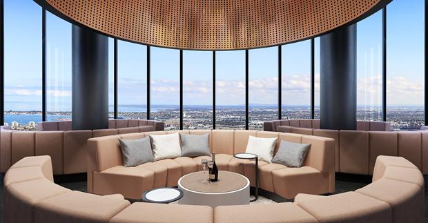 Бюро представило вдохновлённый клипом Бейонсе небоскрёб. Изображение № 19.