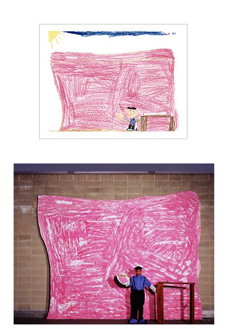 Фотографии подетским рисункам. Изображение № 3.