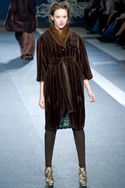 Volvo Fashion Week. День 3. Alena Akhmadullina FW 2011. Изображение № 20.