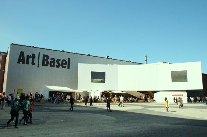 Главное здание Art Basel. Изображение № 1.