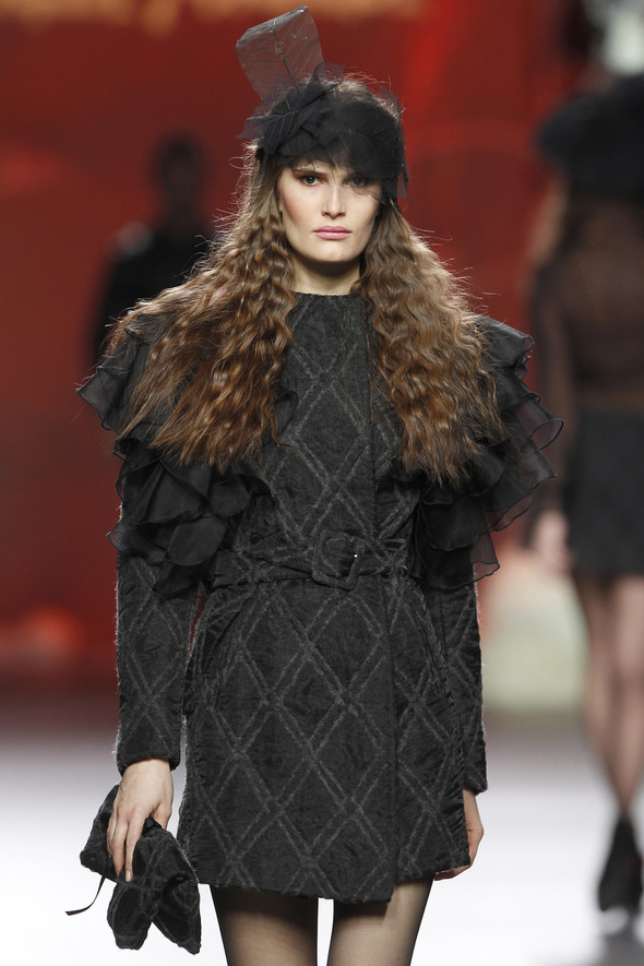 Madrid Fashion Week A/W 2012: Francis Montesinos. Изображение № 13.