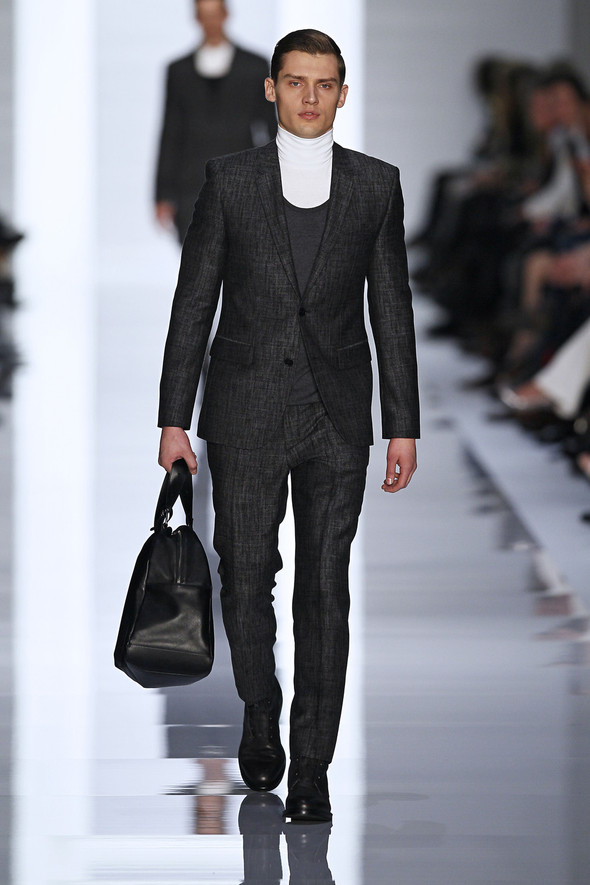 Berlin Fashion Week A/W 2012: Hugo by Hugo Boss. Изображение № 29.