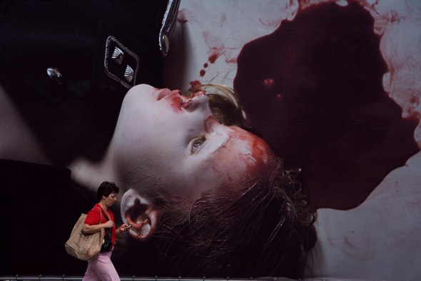 Провокатор Готфрид Хельнвейн (Gottfried Helnwein). Изображение № 7.