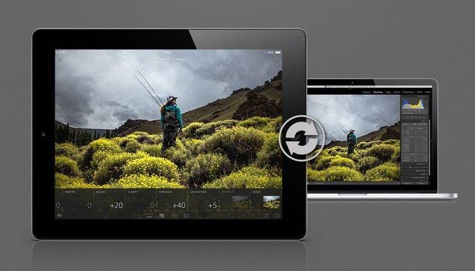 Adobe выпустила Lightroom для iPad. Изображение № 4.
