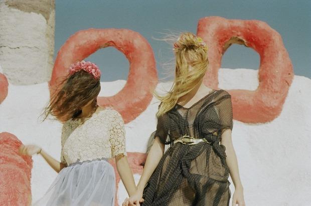 Молодые фотографы. Petra Collins. Изображение № 11.