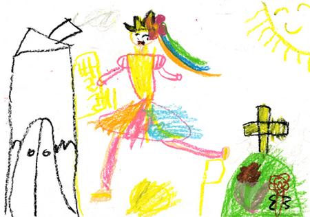 Фотографии подетским рисункам. Изображение № 5.