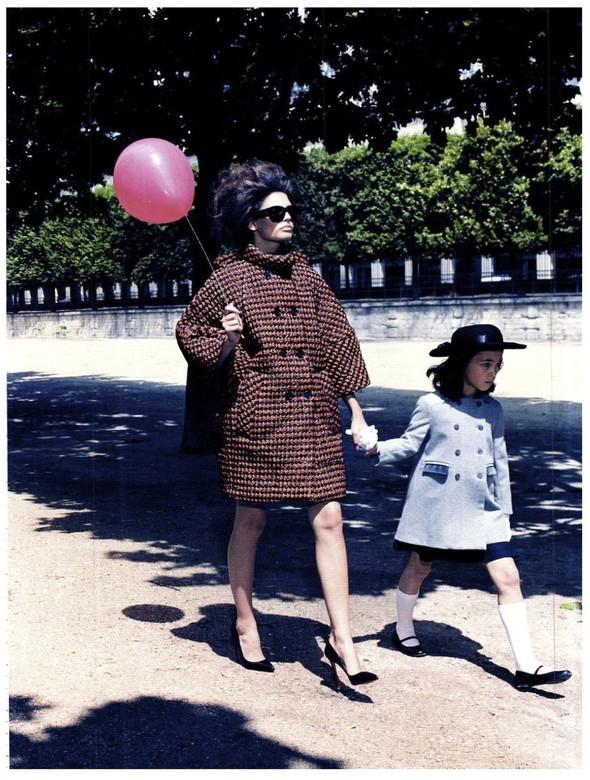 Съёмка: Бьянка Балти для итальянского Vogue. Изображение № 2.