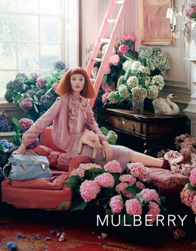 Изображение 8. Mulberry рекламная компания весна-лето 2011.. Изображение № 8.