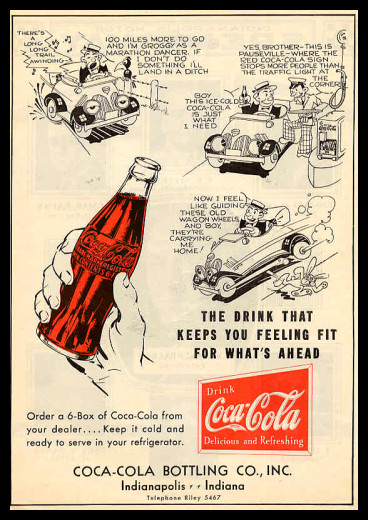 Изображение 25. Coca-cola – История бренда, история рекламы.. Изображение № 25.