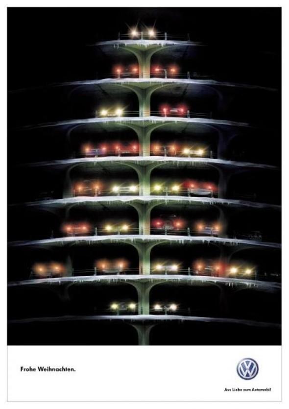 69 рождественских рекламных плакатов. Изображение № 24.
