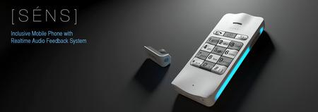 Мобильный телефон отTakumi Yoshida. Изображение № 1.
