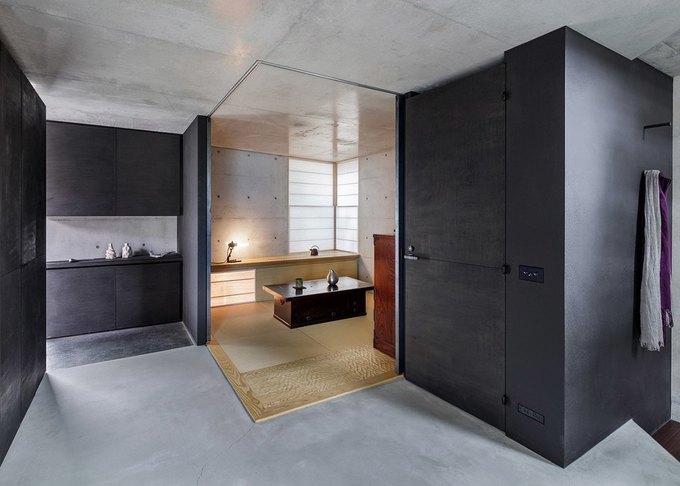 Архитектура дня: дом для химиков из экологичного бетона . Изображение № 10.