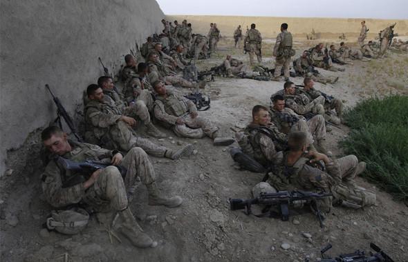 Афганистан. Военная фотография. Изображение № 117.