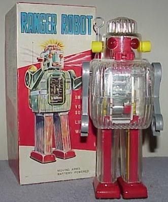 Ретро роботы. Изображение № 7.