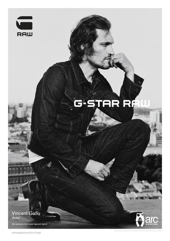 Рекламная кампания: G-Star RAW SS'12. Изображение № 9.