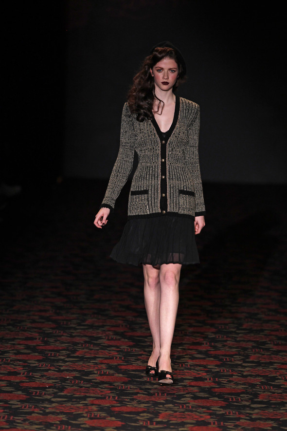Berlin Fashion Week A/W 2012: Lena Hoschek. Изображение № 59.