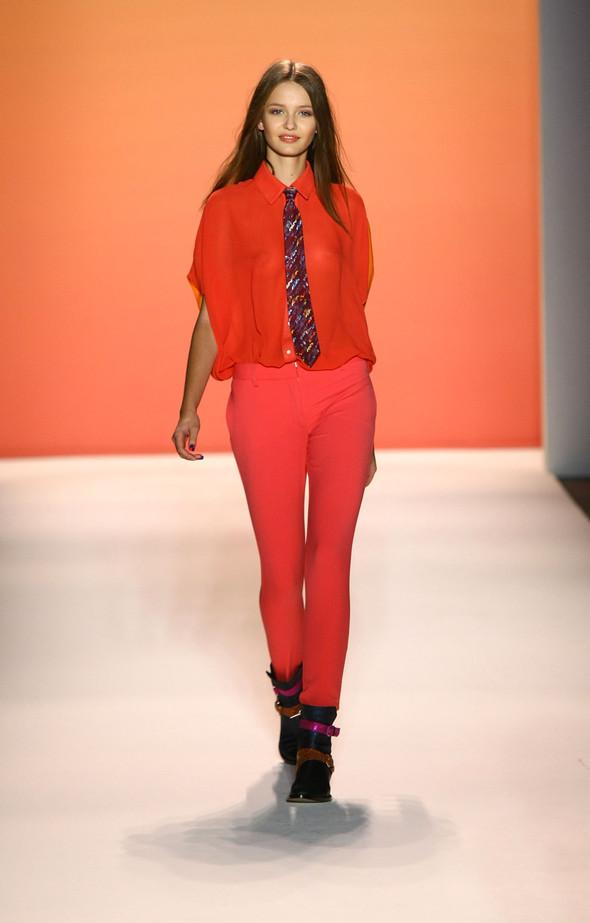 New York Fashion Week Spring 2012: День второй. Изображение № 6.