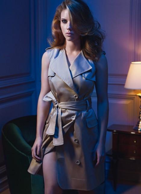 Новые рекламные кампании: Fendi, Mango, McQueen, Hermes. Изображение № 11.