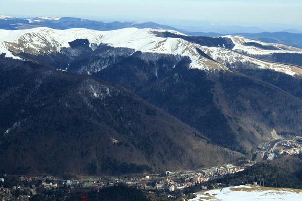 Румыния, место проведения чемпионата Европы по скибордингу. Изображение № 18.
