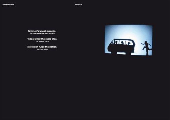 Телевизионная история отPharmacy Industry. Изображение № 6.
