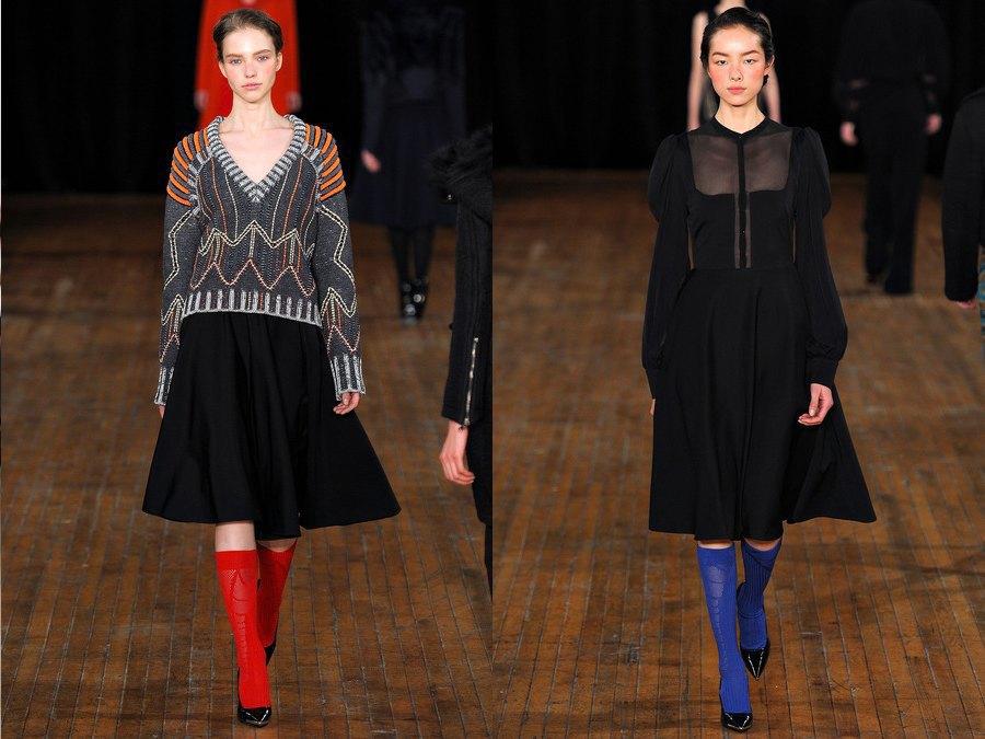Неделя моды в Нью-Йорке: Дни 6 и 7. Изображение № 21.