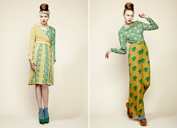 Charlotte Taylor – The queen of prints. Изображение № 4.