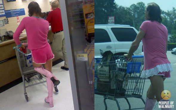 Покупатели Walmart илисмех дослез!. Изображение № 44.