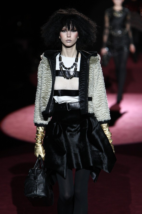 Marc Jacobs fall winter 2009–2010. Изображение № 59.