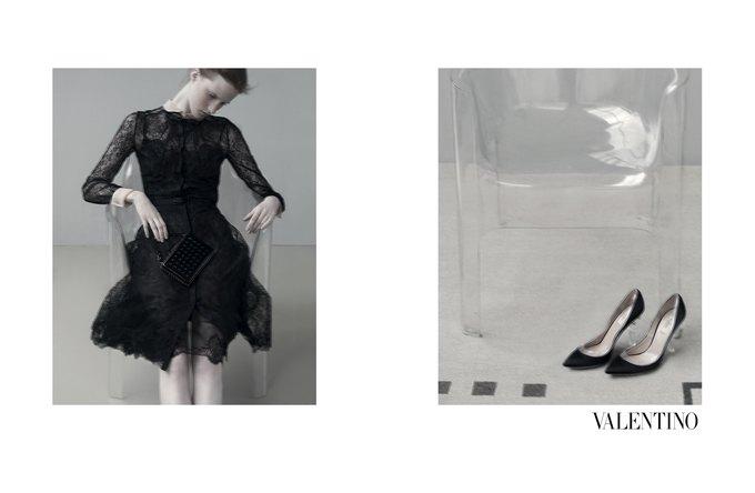 Семидесятидвухлетняя Сара Мун сняла кампанию Valentino. Изображение № 13.