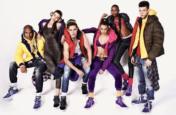 United Colors of Benetton FW 2010. Изображение № 2.