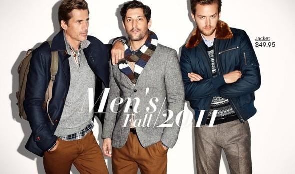 Кампания: Терри Ричардсон, Тони Уорд и другие для H&M. Изображение № 1.