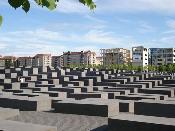 National Monument to the Murdered Jews of Europe, Peter Eisenman. Изображение № 14.