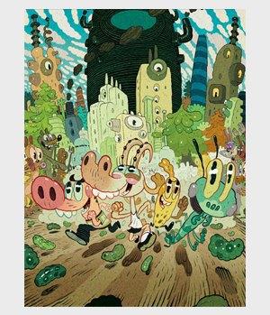 18 мультфильмов лета, обязательных к просмотру . Изображение № 20.