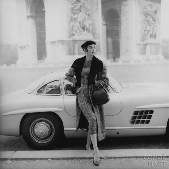 Henry Clarke:фотография haute couture. Изображение № 2.