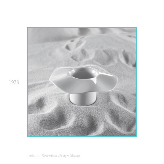 Ваза Ikebana 9 см, 1978, Rosenthal Design Studio. Изображение № 18.
