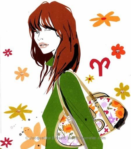 Иллюстратор Жаклин Биссет. Изображение № 23.
