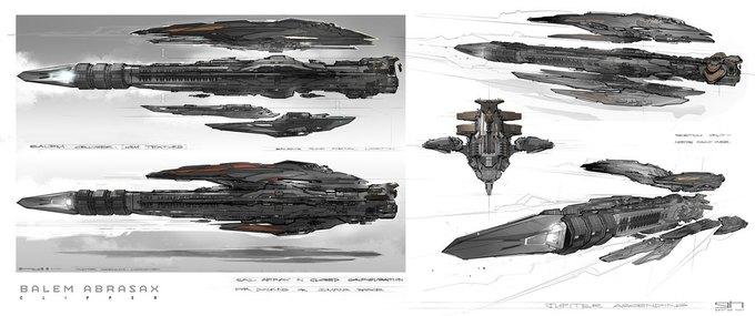 Художник «Восхождения Юпитер» выложил концепты к фильму. Изображение № 2.