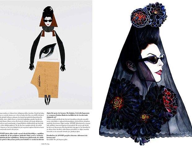 Иллюстрации с Диан Перне. Изображение № 41.