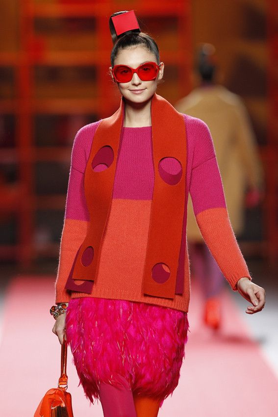 Madrid Fashion Week A/W 2012: Agatha Ruiz de la Prada. Изображение № 4.