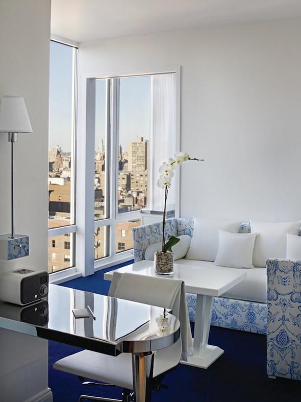 Отель Mondrian SoHo в Нью-Йорке. Изображение № 8.