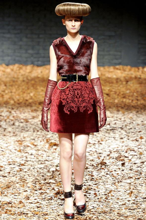 Лукбук McQ by A. McQueen F/W 2012-13, Женская и мужская коллекции. Изображение № 15.